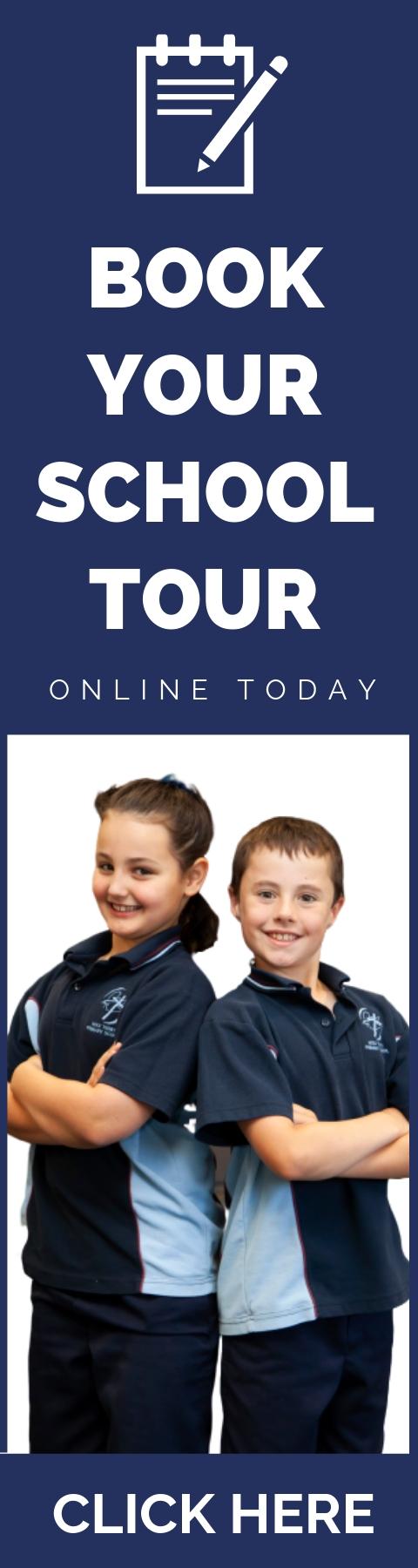 Book a tour banner